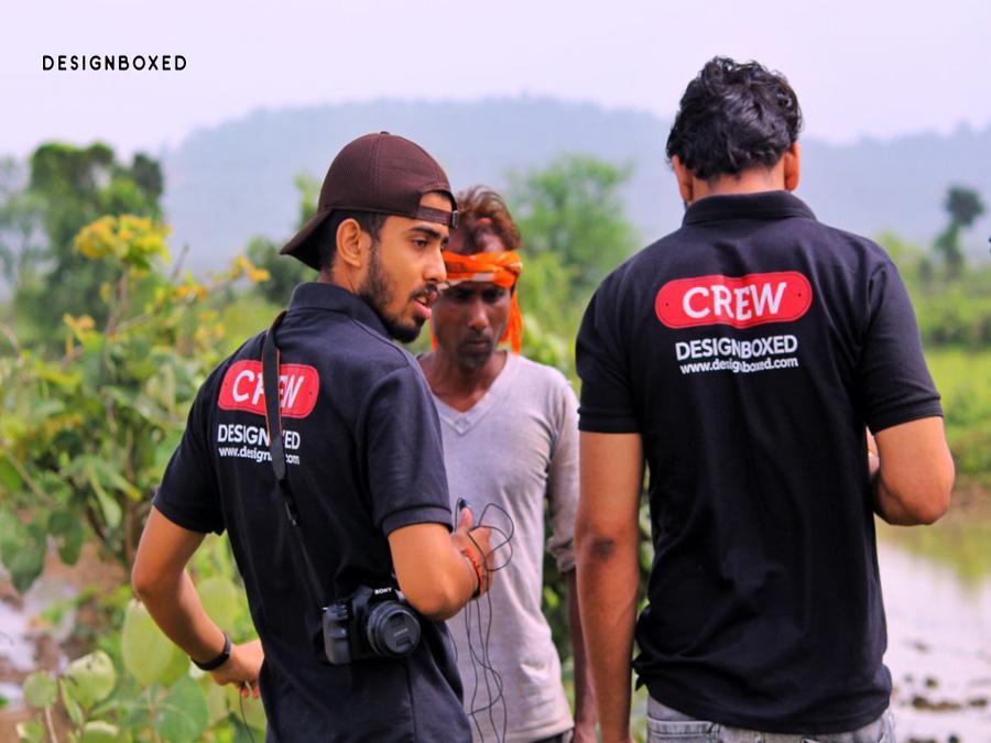 Ground Team in Action