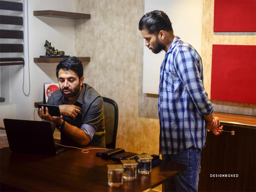 Inspiring Through Interaction | Mr. Naresh Arora