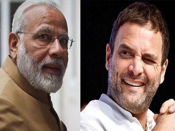 Rahul Gandhi & Narindra Modi | Election Campaign Management Company India | Design Boxed Creatives