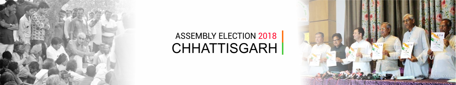 Assembly Election 2018 Chhattisgarh | Election Campaign Management Company India | Design Boxed Creatives